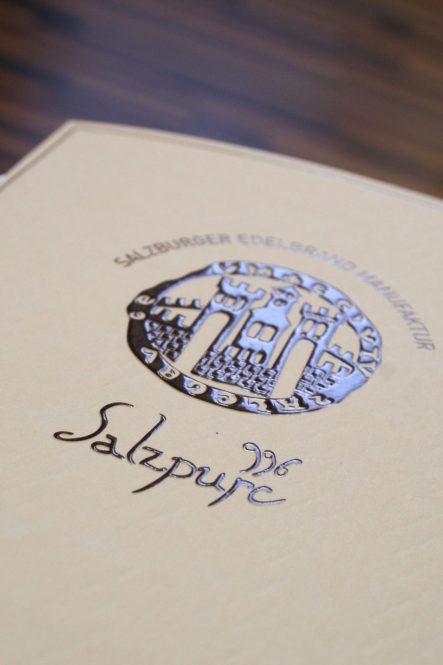 Projekte Salzpurc 996 - Folder