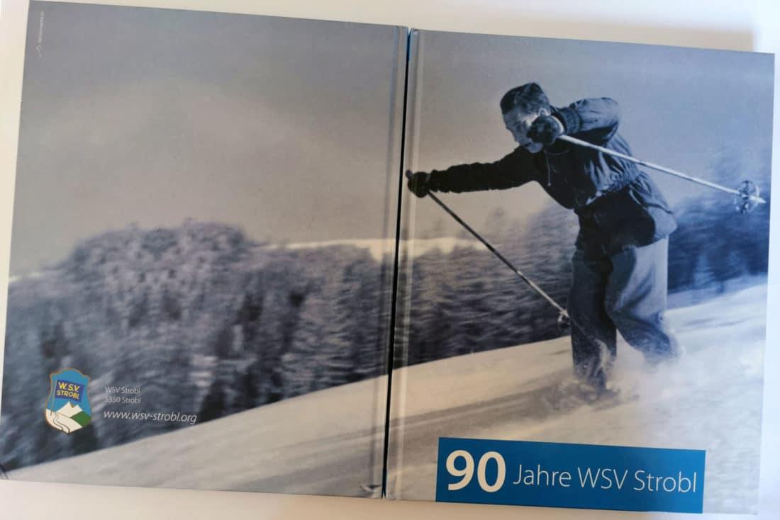 Projekte WSV Strobl - Cover