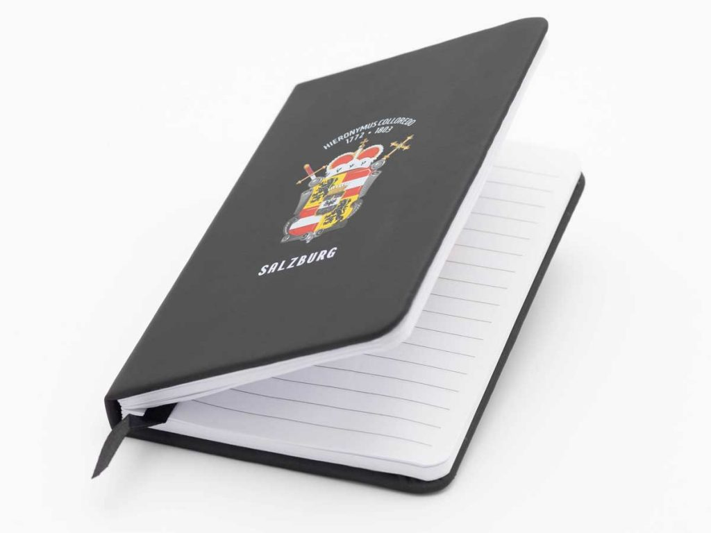 Projekte Edition Prince Archbishop - Notizbuch Hieronymus-Colloredo