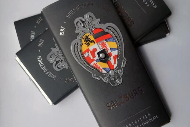 Projekte Edition Prince Archbishop - EPA-Schokolade