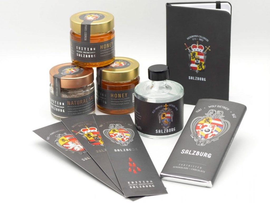Projekte Edition Prince Archbishop - Produkte