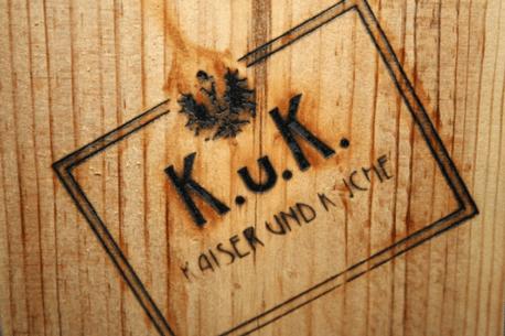Projekte KuK - Brennstempel