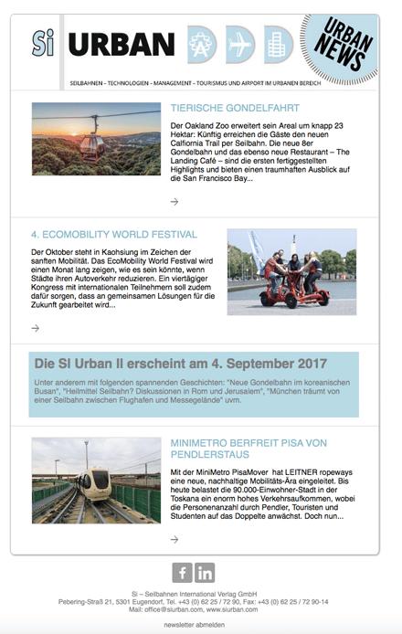 Projekte SI Urban – Magazin