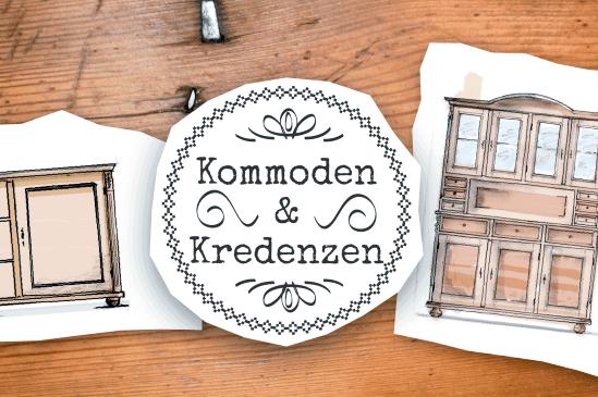 Projekte Wohnkultur Salzburg - Kommoden & Kredenzen